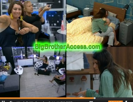 Big Brother 15 Live Feeds Wednesday Week 7 (3)