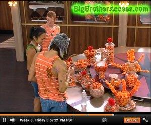 Big Brother 15 Week 8 Friday Feeds (1)