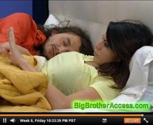 Big Brother 15 Week 8 Friday Feeds (20)