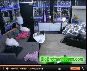 Big Brother 15 Week 8 Friday Feeds (3)