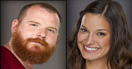 Big Brother 15 eviction Spencer Clawson and Jessie Kowalski