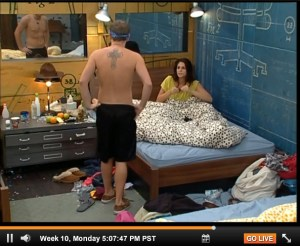 Big Brother 15 Week 10 Monday Live Feeds Highlights (12)