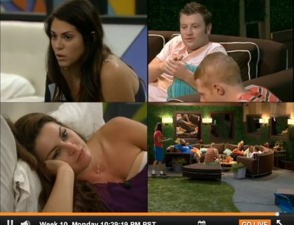 Big Brother 15 Week 10 Monday Live Feeds Highlights (2)