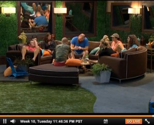 Big Brother 15 Week 10 Tuesday Live Feeds Highlights (33)