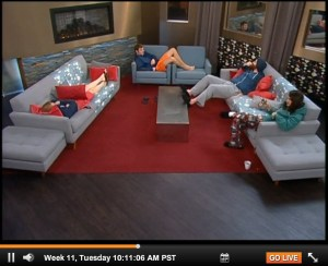 Big Brother 15 Week 11 Tuesday Live Feeds Highlights (17)