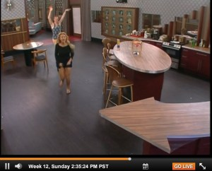 Big Brother 15 Week 12 Sunday Live Feeds Highlights (11)