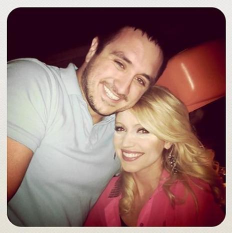 Britney Haynes Godwin and Ryan Godwin - Source: Instagram