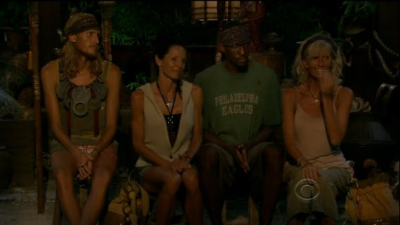 Survivor Blood vs Water finale - Source: CBS