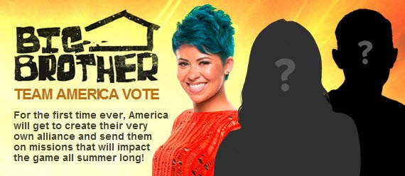 Big Brother 16 Team America Twist (CBS)