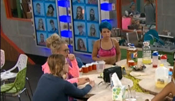 Big Brother Live Feeds - 6/26/2014 (CBS)