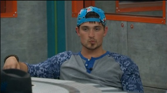 Big Brother 16 Houseguest Caleb (CBS)