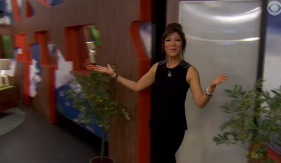 Big Brother 16 host Julie Chen (CBS)