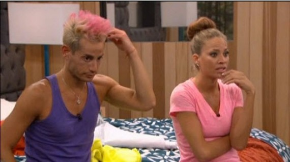 Big Brother Live Feeds 7-4-2014 (CBS)