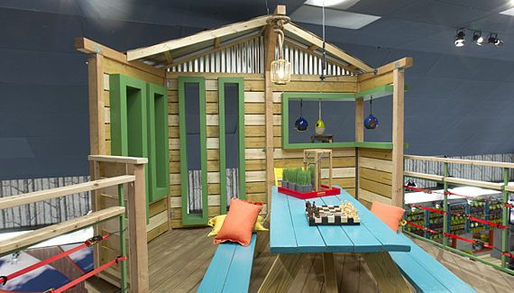 Big Brother 16 Tree House design
