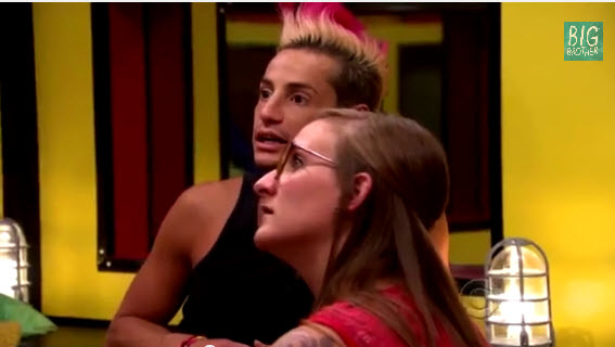 Big Brother 16 - Frankie & Christine (CBS)