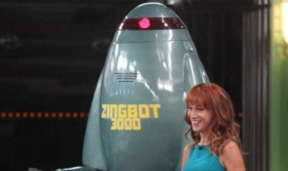 Big Brother 2014 Zingbot & Kathy Griffin