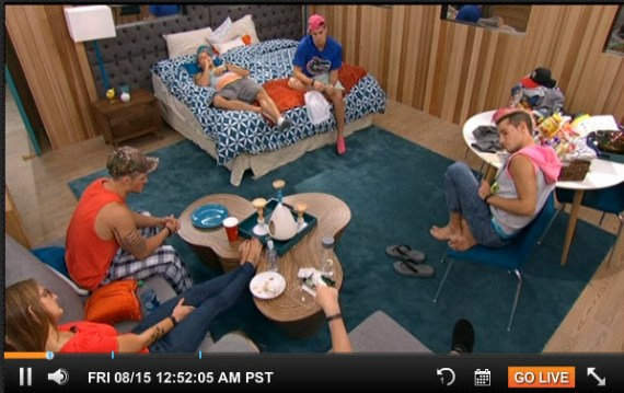 Big Brother Live Feeds (CBS)