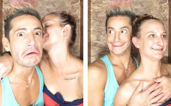 Big Brother 2014 cast - Frankie & Christine (CBS)