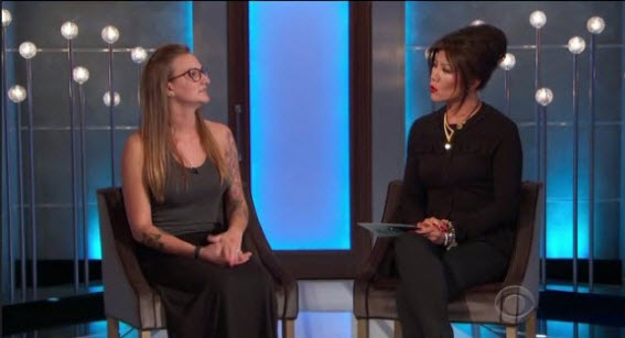 Big Brother 2014: Julie Chen & Christine Brecht (CBS)