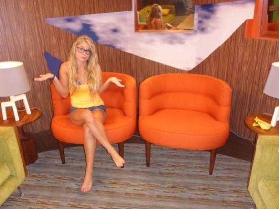 Big Brother 2014 Cast - Nicole (CBS)