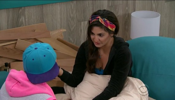 Big Brother 16-Frankie and Victoria Episode 35