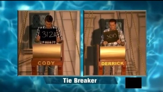 BB16 Derrick and Cody face-off
