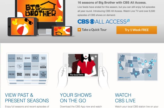 Big Brother-CBS All Access