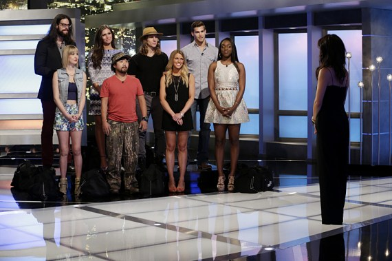BIg Brother 17 Houseguests (CBS)