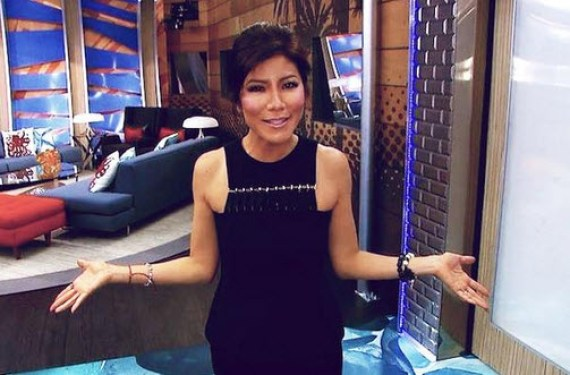 Big Brother 17 host Julie Chen (Entertainment Tonight/CBS)