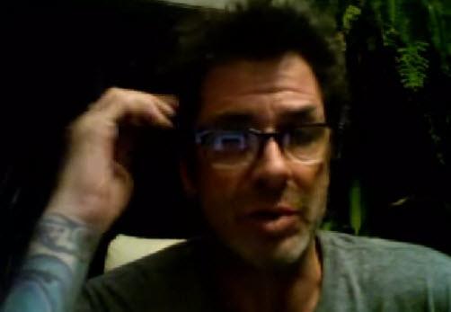 Big Brother alum Evel Dick Donato (Twitter)