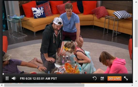 Big Brother Live Feeds 6-26-2015 1
