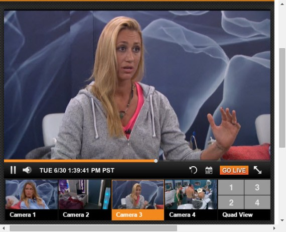 Big Brother Live Feeds 6-30-2015 5
