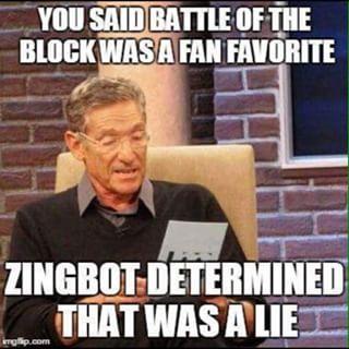 Battle of the Block Meme
