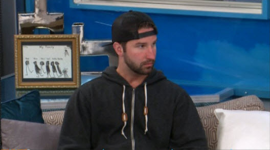 Big Brother 17 - Jeff Weldon (CBS)
