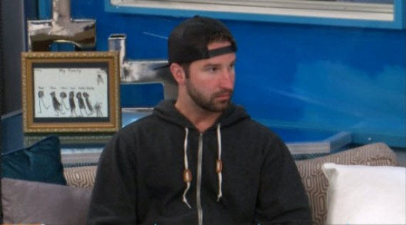 Big Brother 17 Live Feeds - Jeff Weldon (CBS)