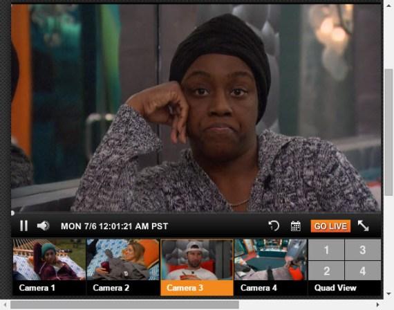 Big Brother 17 Live Feeds 7-30-2015 3