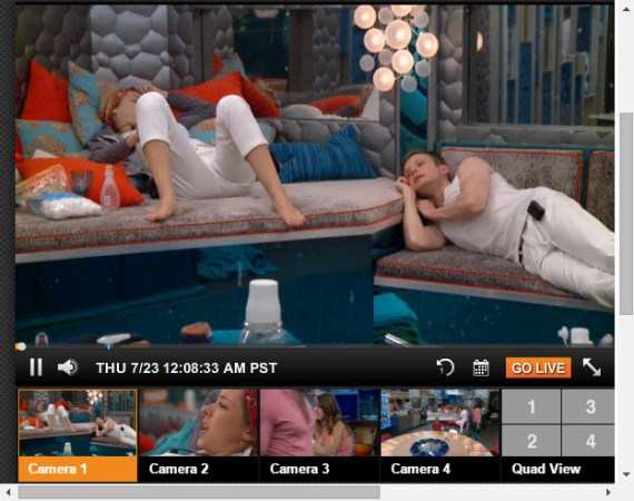 Big Brother Live Feeds July 23 2015 (1)