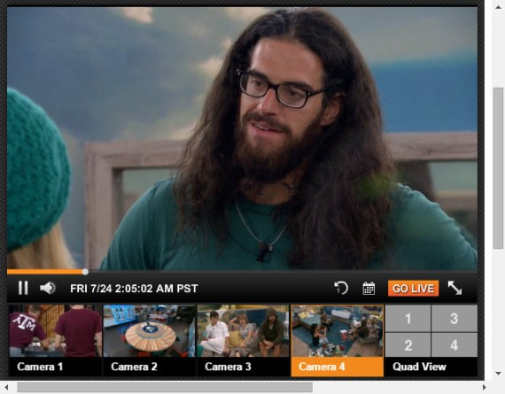 Big Brother Live Feeds July 24 2015 (10)