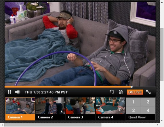 Big Brother Live Feeds July 30 2015 (1)