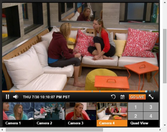 Big Brother Live Feeds July 30 2015 (22)