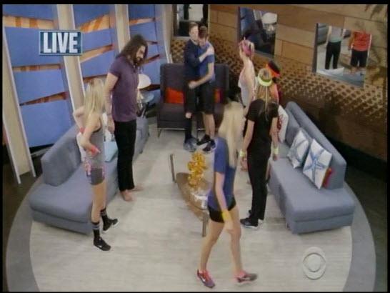 CBS Big Brother 2