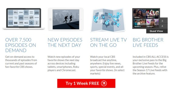 Get ready for Big Brother 18 with your CBS All Access subscription! (CBS)