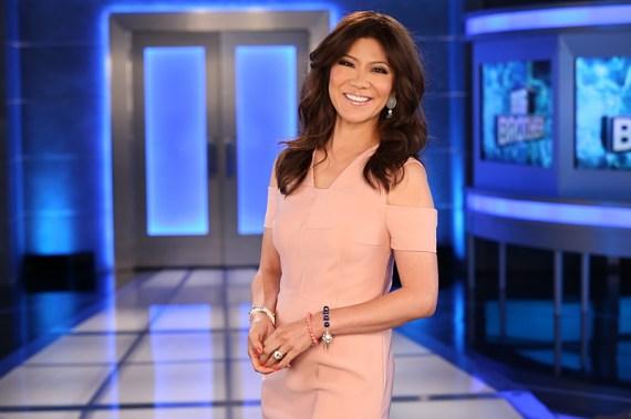CBS Big Brother host Julie Chen. Photo: Monty Brinton/CBS
