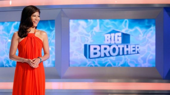 Big Brother 18 host Julie Chen (CBS)