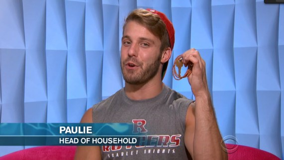 Big Brother 18 Head of Household