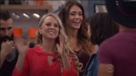 Big Brother 18 Premiere 4