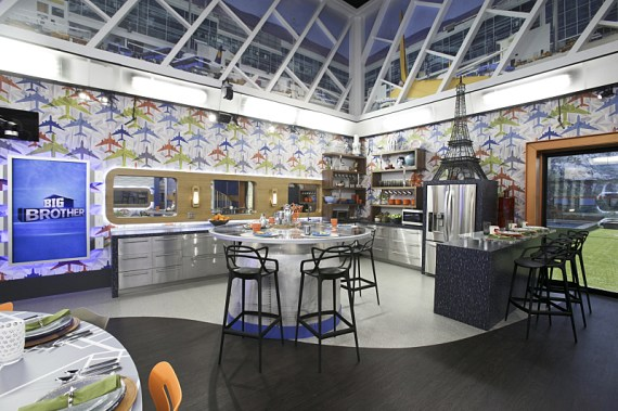 Big Brother 18 house photos (20)