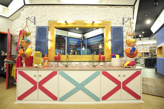 Big Brother 18 house photos (22)