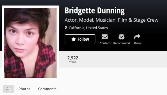 Bridgette Dunning Big Brotehr 18