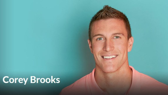 Big Brother 18 Houseguest Corey Brooks (CBS)